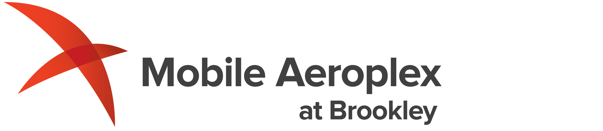 Mobile Aeroplex at Brookley Logo