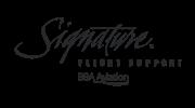 Signature Flight Services logo