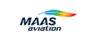 Maas Aviation logo