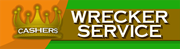 Cashers Wrecker Service logo