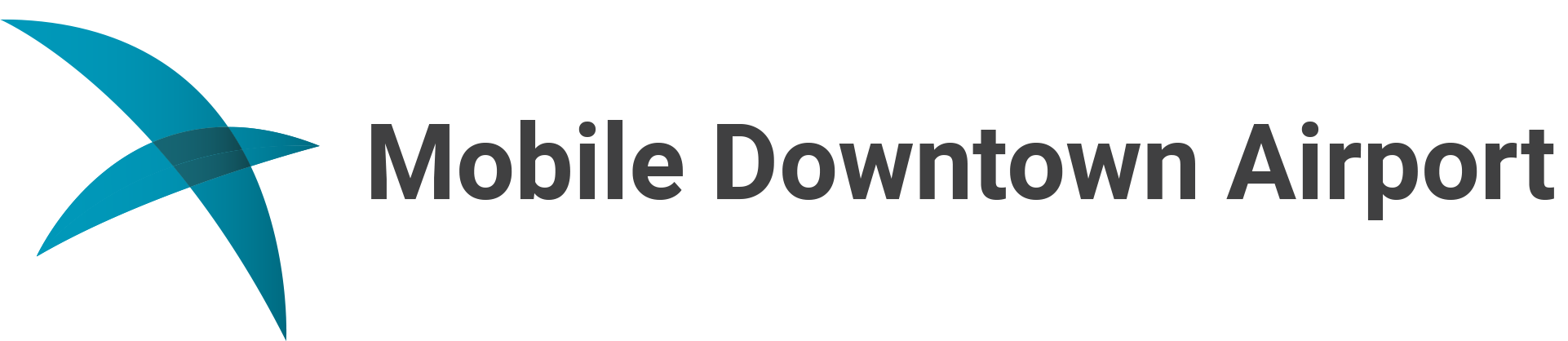 Mobile Downtown Airport Logo
