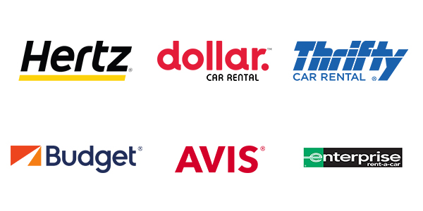 Car Rentals @ Mobile Regional Airport