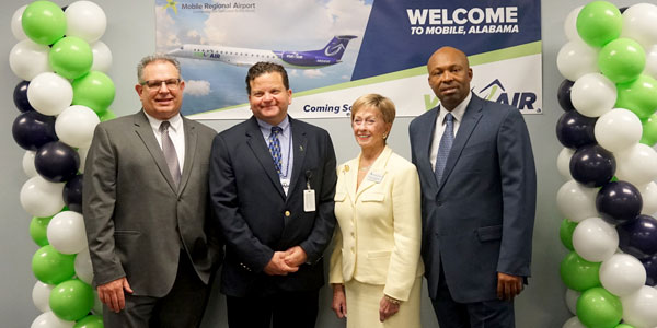 NEW - Nonstop jet service to Orlando Sanford!